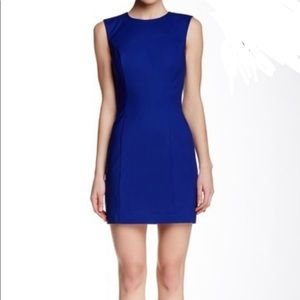 French Connection Sleeveless Bodycon Dress